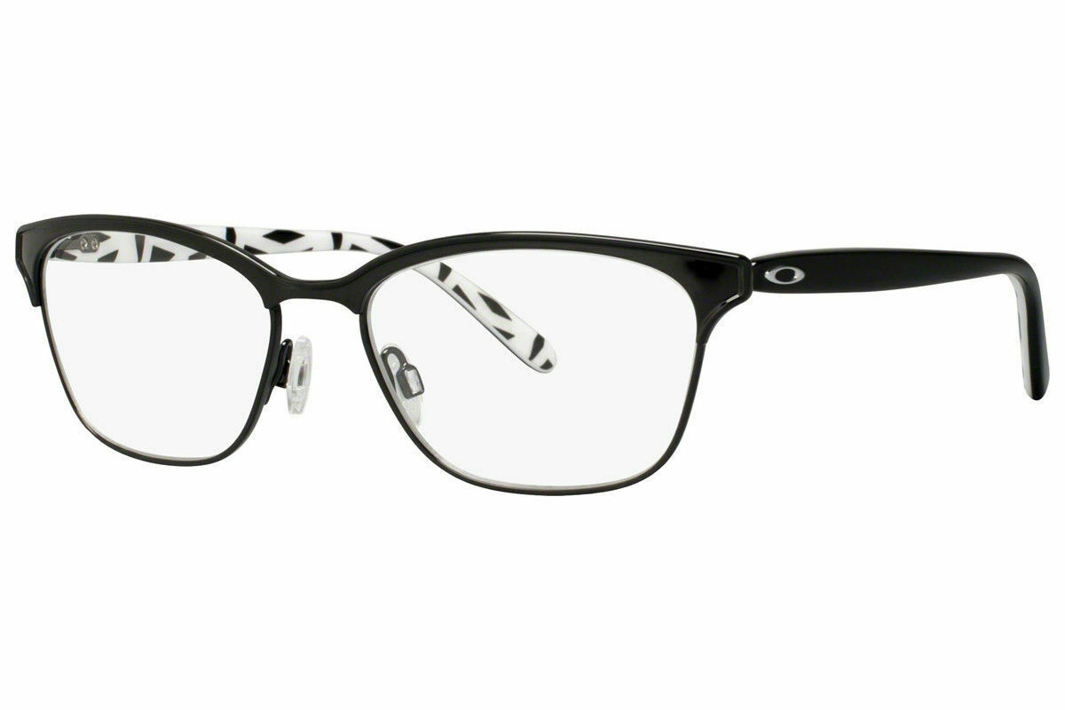Authentic Oakley INTERCEDE OX3179 0152 Black 52/16/140 Rx Eyeglasses