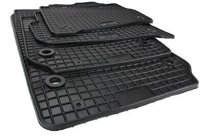 Gummimatten passend für VW Polo 9N / Cross Gummi Allwetter Qualität oval Neu online kaufen