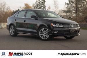 2017 Volkswagen Jetta - SUNROOF, REARVIEW CAMERA, LEATHER