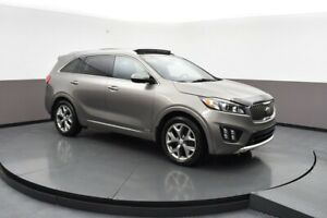 2016 Kia Sorento SX TURBO AWD LEATHER PANO ROOF
