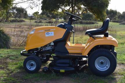 NEW - STIGA - Side Discharge Tractor Mowers. Starting @ $2599.