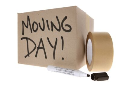 Wanted: Help Wanted Moving House