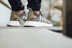 Adidas NMD R2 Olive Box Hill Whitehorse Area Preview