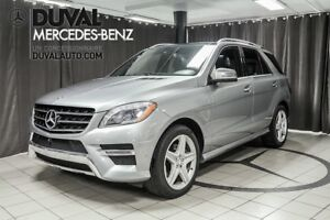 2015 Mercedes-Benz M-Class 0.90% 60mois ML350 BlueTEC 4MATIC SPO