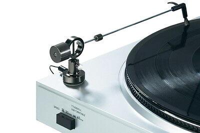 Kohlefaser Vinyl Schallplatten Besen Reinigungsarm für Plattenspieler aus Metall
