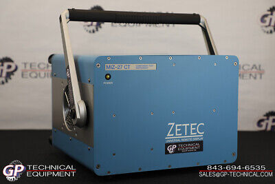 Zetec Miz 27 Ct2 Remote Display Eddy Current Tester For Ndt Inspections