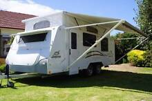 2012 Jayco Discovery, 2 Axle, Annex, Dbl Bed, Air Cond- LIKE NEW Henley Beach South Charles Sturt Area Preview