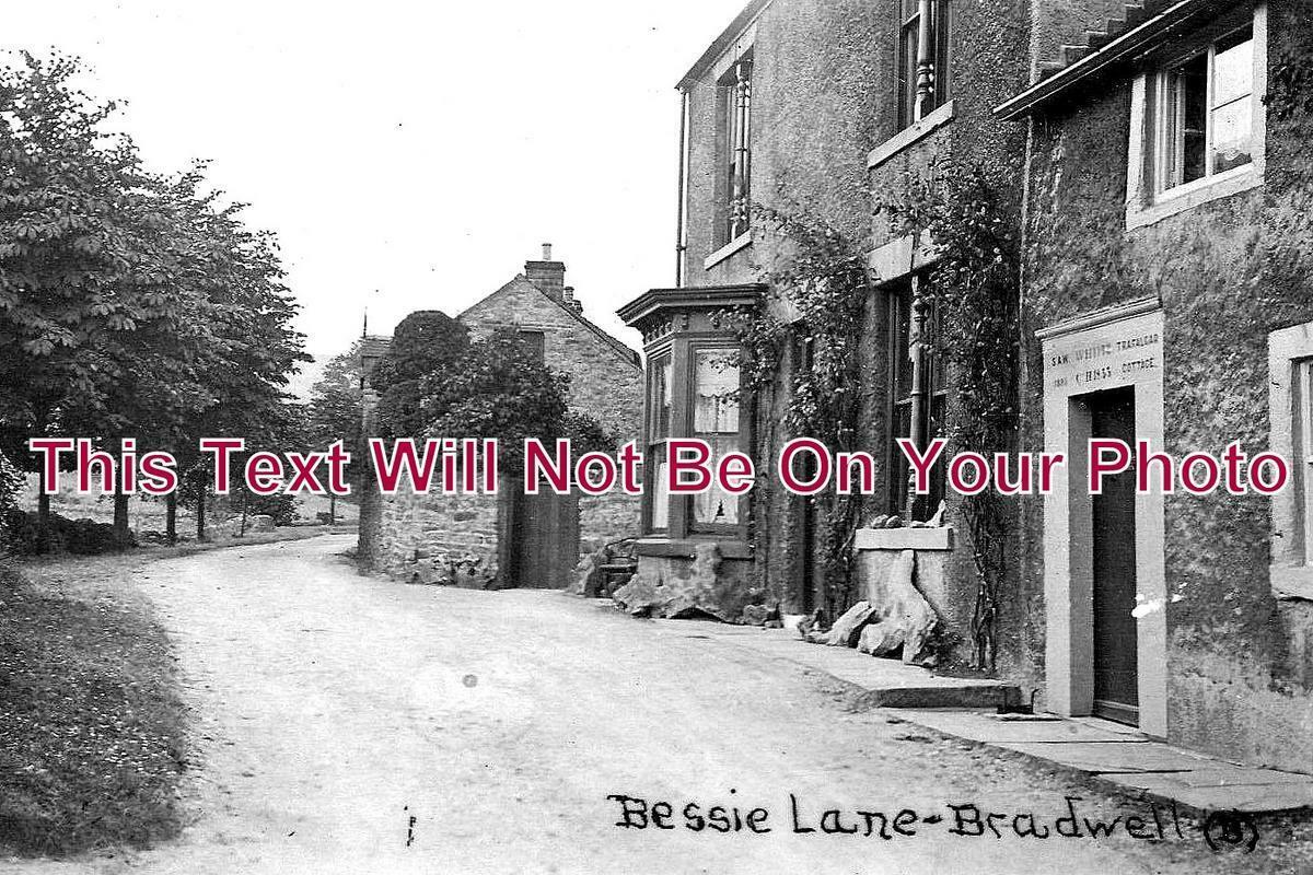 DR 1065 - Bessie Lane, Bradwell, Derbyshire