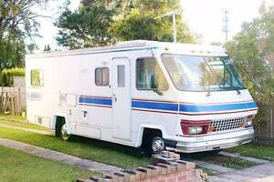 1988 Coachmen Motorhome V8/AirCon/Solar/ *90% Complete Project Long Jetty Wyong Area Preview