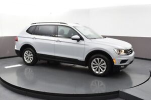 2018 Volkswagen Tiguan 4-Motion All Wheel Drive! Heated Seats, B