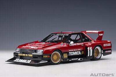 Autoart 1/18 Nissan Skyline RS Turbo Silhouette #11 Hasemi 1982 88276 In-Stock!