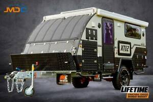 MDC XT12 HYBRID POP TOP OFFROAD CARAVAN - From $204/week* Campbellfield Hume Area Preview