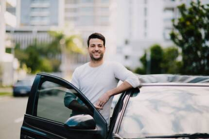 Uber Driver Partner Cairns City Preview