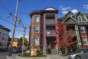 Jan 1 | Fully Furnished | All-Inclusive 4 Bed in Sandy Hill