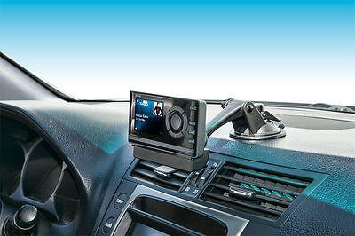 Arkon Windshield Dashboard Suction Car Mount for Sirius XM Satellite Radio