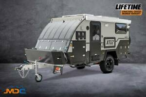MDC XT12DB HYBRID POP TOP OFFROAD CARAVAN - From $167/week* Clovelly Park Marion Area Preview