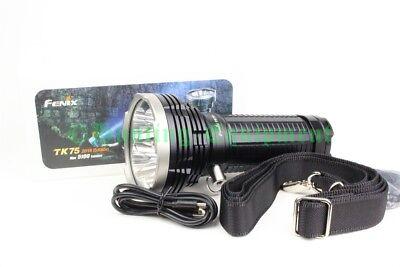 Fenix TK75 2018 Edition 5100 Lumen Cree XHP35 LED Lampe Outdoorlampe NEU online kaufen
