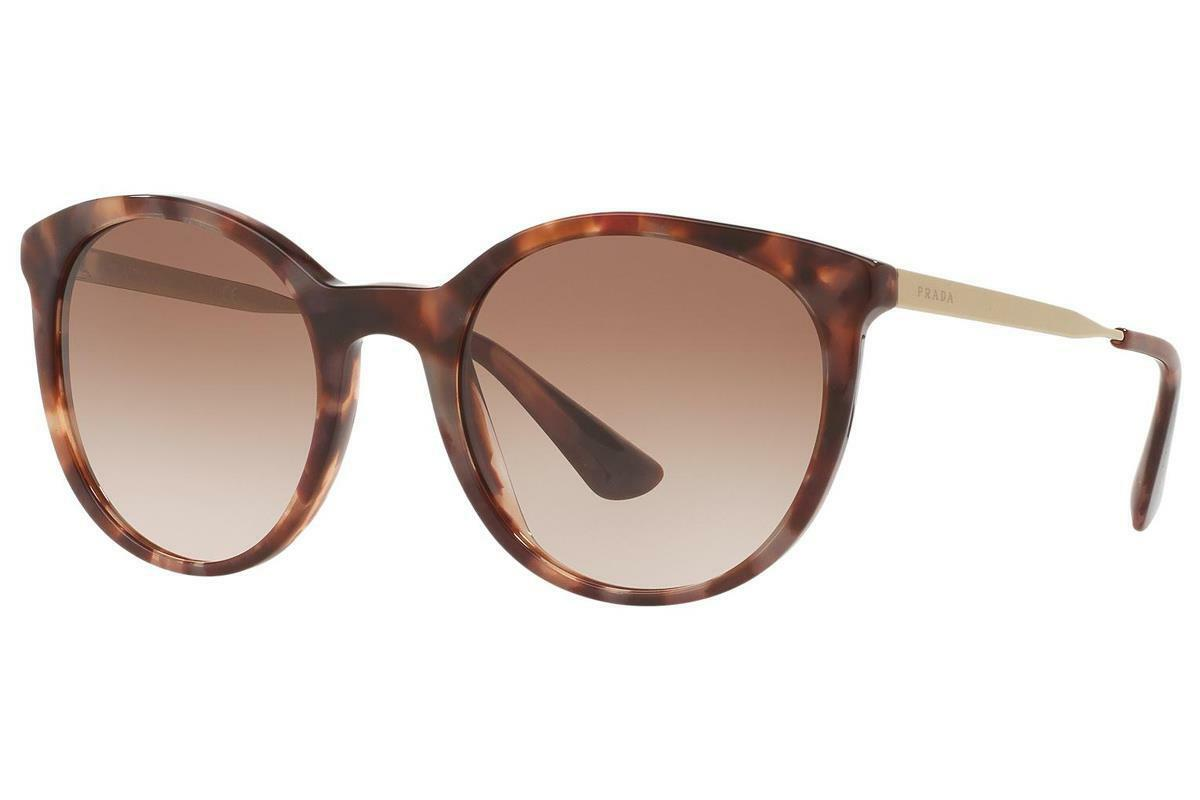 34c931a597021 Details about NEW Authentic Prada Sunglasses CINEMA EVOLUTION SPR 17SS  UE0-0A6 Spotted Brown