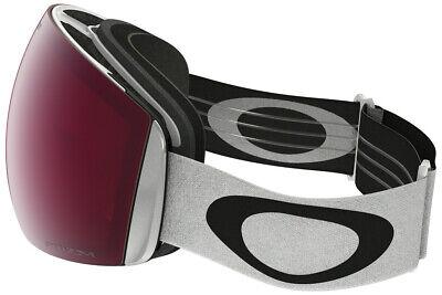 Authentic Oakley FLIGHT DECK OO7050 - 59-717 Ski Goggles Matte White/Rose  *NEW*