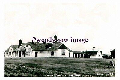 rt0197 - The Golf House  , Aldeburgh , Suffolk - photograph