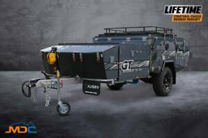 AUSRV GT HIGHSIDE (by MDC) FORWARD FOLD CAMPER TRAILER - From $118/week Lansvale Liverpool Area Preview