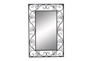 Wrought Iron Mirror Ebay