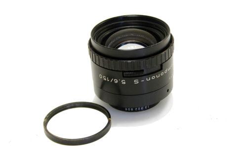 Schneider-Kreuznach f/5.6 150mm Enlarging Componon-S enlarger Lens 39mm Ring