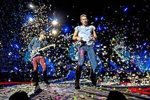 2 x COLDPLAY TICKETS MELBOURNE GOLD STANDING GENERAL ADMISSION GA Narre Warren Casey Area Preview