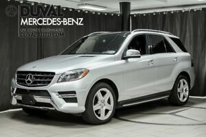 2015 Mercedes-Benz M-Class ML350 BlueTEC 4MATIC SPORT CAMERA 360