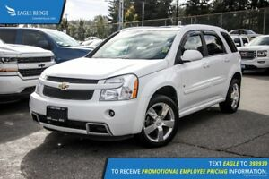 2008 Chevrolet Equinox Sport Sunroof and Air Conditioning