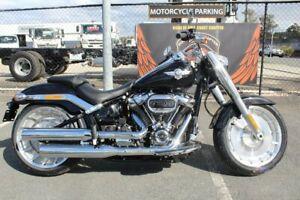 2021 Harley-Davidson FLFBS Fat Boy (114) Cruiser 1868cc