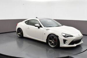 2017 Toyota 86 LIMITED EDITION 2DR 4PASS COUPE