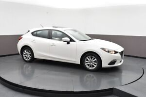 "2016 Mazda 3 ""ONE OWNER"" SPORT GS 2.0L 5DR w/ NAVIGATION, HEATE"
