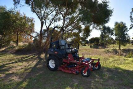 SECONDHAND TORO Z597D MASTER MACHINE