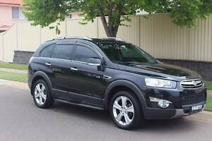 2012 Holden Captiva 7 CG Series II AWD Wagon 2.2 Diesel Turbo Glenwood Blacktown Area Preview