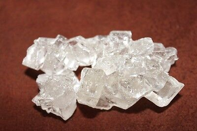 ROCK CANDY CRYSTALS WHITE, 1LB](Crystal Rock Candy)