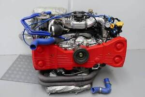 Subaru EJ22T built engine Spotswood Hobsons Bay Area Preview