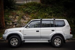 1997 Toyota LandCruiser Wagon Hornsby Hornsby Area Preview