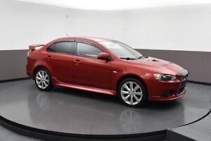 2014 Mitsubishi Lancer RALLIART SEDAN - WOW! VERY LOW MILEAGE!!!