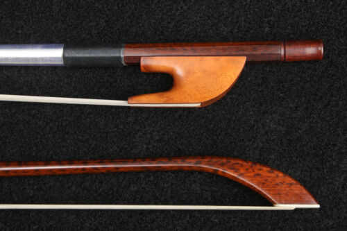 Snakewood Baroque / Classical Double Bass Bow French 710mm 122-128g