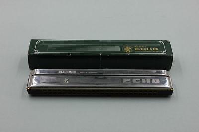 Mundharmonika Hohner Echo C-Dur  48 Stimmzungen