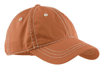 District New Thick Stitch Cap Baseball Golf Unstructured Washed Finish. DT610