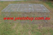 Pet Dog Chicken Rabbit Cage Crate Exercise Playpen Run Enclosure Oakleigh Monash Area Preview