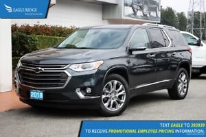 2018 Chevrolet Traverse Premier Sunroof, Navigation, Heated S...