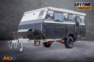 MDC XT14E ELECTRIC OPENING HYBRID POP TOP CARAVAN - From $228/week* Lansvale Liverpool Area Preview