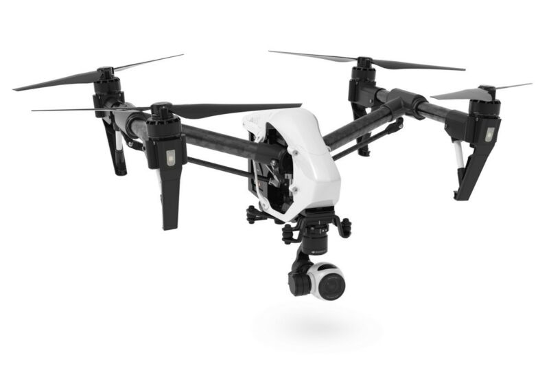 DJI Inspire 1 V2.0 Quadcopter 4K Video (DJI Refurbished)