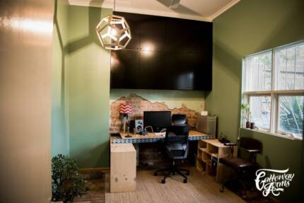 Creative private office space collingwood flexible terms
