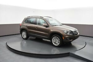 2015 Volkswagen Tiguan Special Edition! Turbo Charged 4-Motion A