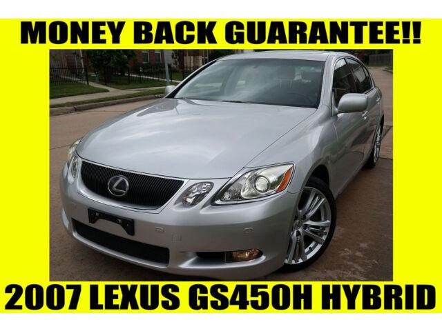 Image 1 of Lexus: GS GS450H HYBRI…