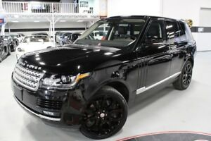 2015 Land Rover Range Rover 5.0L V8 SUPERCHARGED FULL SIZE